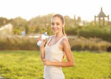 Health and fitness. royalty free stock images