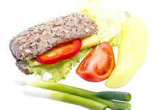 Health food. Royalty Free Stock Images