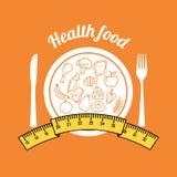 Health food Stock Photography