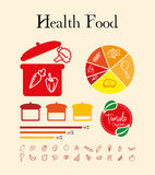 Health food Stock Image