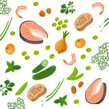 Health food background Royalty Free Stock Photography
