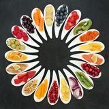 Health Food Choice Royalty Free Stock Image