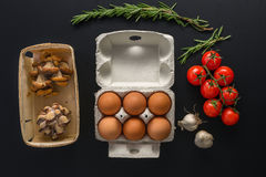 Health food, cooking concept Royalty Free Stock Image