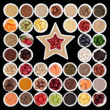 Health Food Royalty Free Stock Images