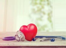 Health. Heart day world pharmacy stethoscope cardiovascular Royalty Free Stock Photography
