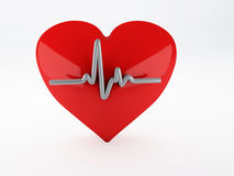 Health heart Royalty Free Stock Image