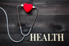 Health of heart Royalty Free Stock Images