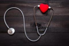 Health of heart Royalty Free Stock Photo