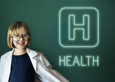 Health Hospital Icon Symbol Concept Stock Images