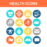 Health icon Royalty Free Stock Images