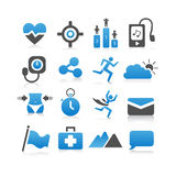 Health icon Stock Images