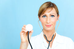 Health insurance. Macro shoot of medical person for health insurance Stock Image