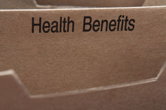 Health insurance Stock Photo