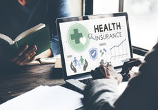 Health Insurance Assurance Medical Risk Safety Concept Royalty Free Stock Photo
