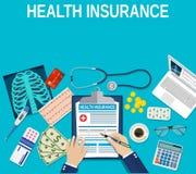 Health insurance concept. Stock Photo