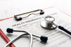 Health insurance Stock Photos