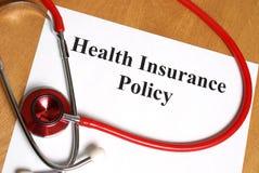 Health Insurance Royalty Free Stock Photos