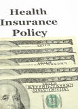 Health Insurance Policy with Ben Royalty Free Stock Photography