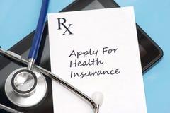 Health Insurance Royalty Free Stock Image