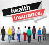 Health Insurance Protection Risk Assessment Assurance Concept Stock Photography