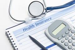 Health Insurance Stock Photo