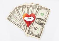 Health insurance savings Stock Photos