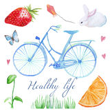 Health and life Stock Photo