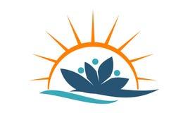 Health Life Spa and yoga Royalty Free Stock Image