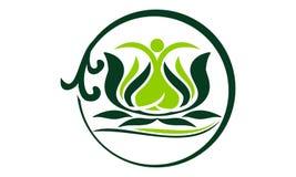 Health Life Spa and yoga Royalty Free Stock Photos