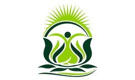 Health Life Spa and yoga Royalty Free Stock Photography