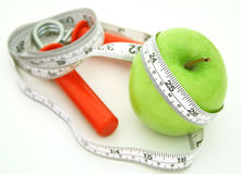 Health lifestyle Stock Image