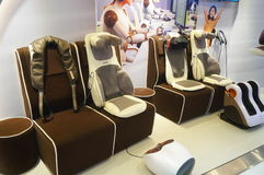 Health massage chair sales Stock Photography