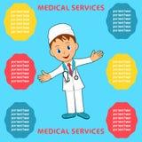 Health.Medical services. Stock Photos