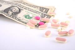 Health or money Stock Photos