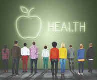 Health Nutrition Apple Healthy Eating Organic Concept stock photos