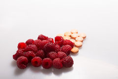Health and pills Royalty Free Stock Photography