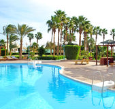 Health resort Royalty Free Stock Photo
