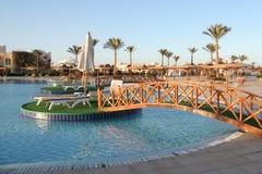Health resort Stock Image