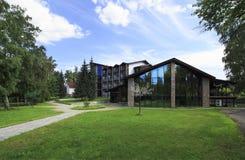 Health Resort recreation complex Park Hotel Aya. Royalty Free Stock Image
