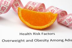 Health risk factors Stock Photo
