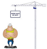 Health and safety Royalty Free Stock Photography