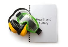 Health and safety royalty free stock photos