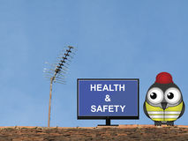 Health and Safety Royalty Free Stock Image