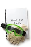 Health and safety register Royalty Free Stock Photography
