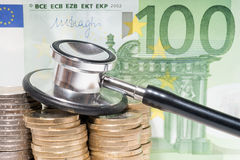 Health service Royalty Free Stock Images