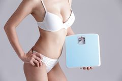 Health slim woman body Royalty Free Stock Photo