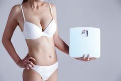 Health slim woman body Stock Photos