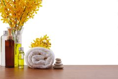 Health spa Stock Image