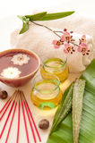 Health spa Royalty Free Stock Images