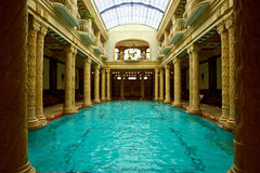 Health Spa Pool Europe Royalty Free Stock Image